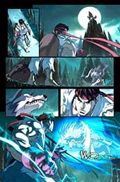 Capcom Fighting Jam Capcom Fighting Evolution Ending Artwork