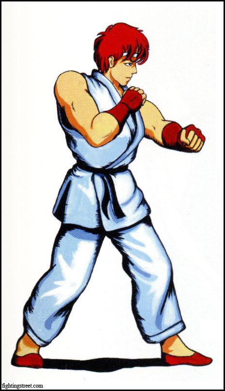 street fighter i