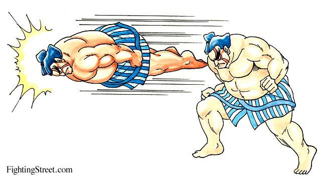 Street Fighter 2 Manual/Move-List Artwork